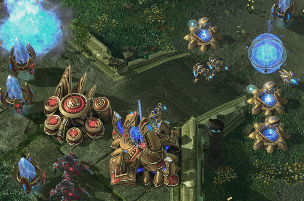 The Very Beginning » Learning SC2